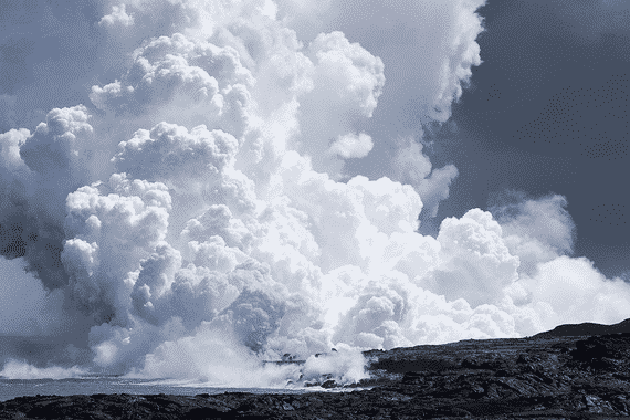 volcano cruise ship accident